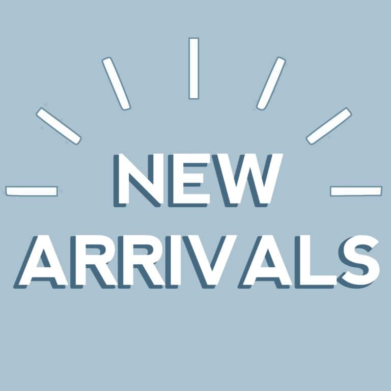New arrivals catalogue