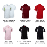 QD25 Multi Tone Dri Fit Polo T Shirts 2018 19 catalogue 150x150 - QD25 Multi-Tone Dri-Fit Polo T-Shirts