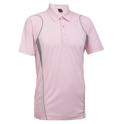 QD25 Multi Tone Dri Fit Polo T Shirts 2018 19 thumbnail pink 400x400 - QD25 Multi-Tone Dri-Fit Polo T-Shirts