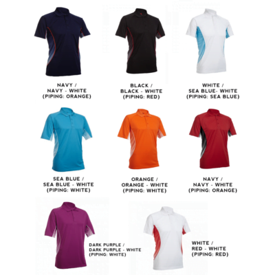 QD31 Multi Tone Dri Fit Polo T Shirts 2018 19 catalogue 400x400 - QD31 Multi-Tone Dri-Fit Polo T-Shirts