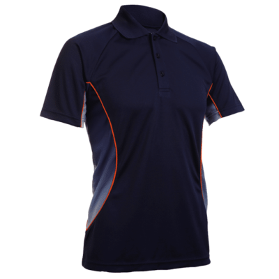 QD31 Multi Tone Dri Fit Polo T Shirts 2018 19 thumbnail navy 400x400 - QD31 Multi-Tone Dri-Fit Polo T-Shirts