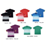 QD45 Multi-Tone Dri-Fit Polo T-Shirts 2018-19 catalogue