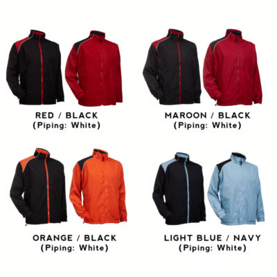 Reversible Windbreaker WR03 2018-19 catalogue