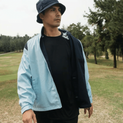 Reversible Windbreaker WR03 2018-19 models 1