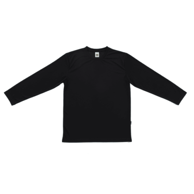 Basic Dri-Fit Long-Sleeve T-Shirts 2018-19 thumbnail black