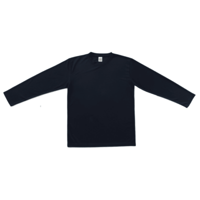 Basic Dri-Fit Long-Sleeve T-Shirts 2018-19 thumbnail navy