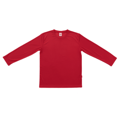 Basic Dri-Fit Long-Sleeve T-Shirts 2018-19 thumbnail red