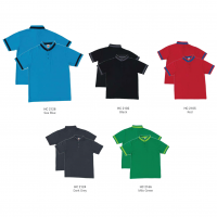 HC21 Multi-Tone Cotton Polo T-Shirts 2018-19 catalogue