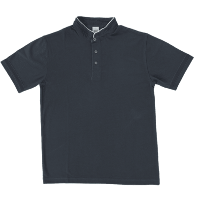HC21 Multi-Tone Cotton Polo T-Shirts 2018-19 thumbnail dark grey