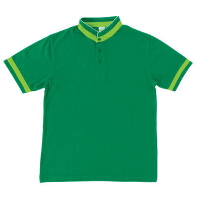 HC21 Multi-Tone Cotton Polo T-Shirts 2018-19 thumbnail green