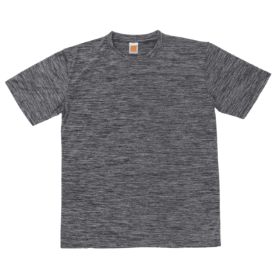 QD50 Interlock Mesh Dri-Fit T-Shirts 2018-19 thumbnail grey