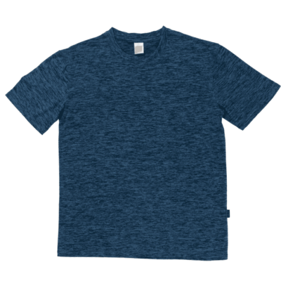 QD50 Interlock Mesh Dri-Fit T-Shirts 2018-19 thumbnail navy