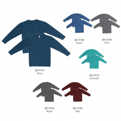 QD51 Interlock Mesh Long-Sleeve Dri-Fit T-Shirts 2018-19 catalogue
