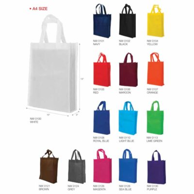 A4 Portrait Non Woven Bag 2018 19 catalogue 400x400 - A4 Portrait Non-Woven Bag