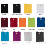 Basic Cotton Long Sleeves T Shirts 2018 19 catalogue 150x150 - Basic Cotton Long-Sleeves T-shirts
