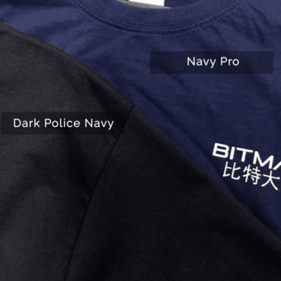 Basic Cotton Navy Pro vs Navy Police 400x400 - Basic Cotton Round Neck T-Shirts