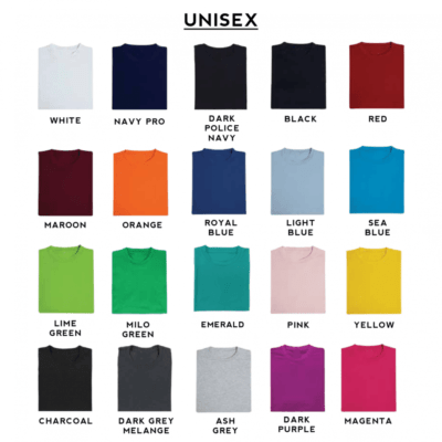 Basic Cotton Round Neck T Shirts 2018 19 catalogue 400x400 - Basic Cotton Round Neck T-Shirts