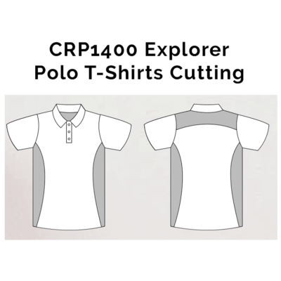 CRP1400 Explorer Polo T Shirts 2018 19 cutting 400x400 - CRP1400 Explorer Polo T-Shirts