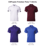 CRP1500 Finisher Polo T-Shirts 2018-19 catalogue