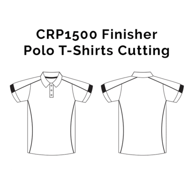 CRP1500 Finisher Polo T-Shirts 2018-19 cutting