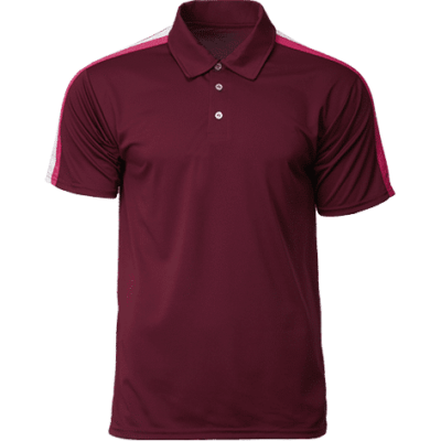 CRP1600 Maroon 400x400 - CRP1600 Racer Polo T-Shirts