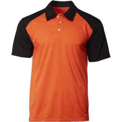 CRP2100 orange black 400x400 - CRP2100 Infinite Polo T-Shirts
