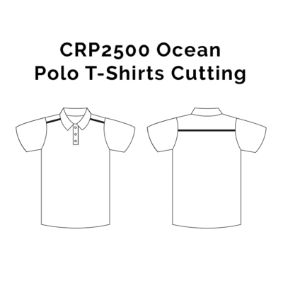 CRP2500 Ocean Polo T-Shirts 2018-19 cutting