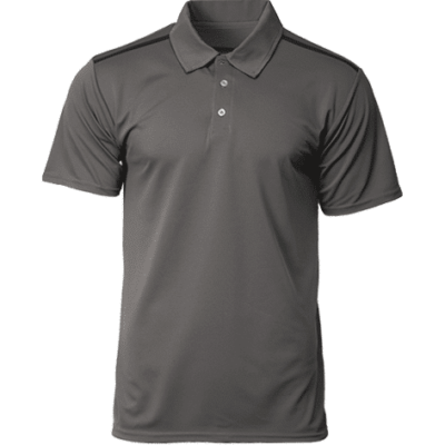 CRP2500 charcoal 400x400 - CRP2500 Ocean Polo T-Shirts
