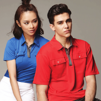 CRP2600 Heritage Polo T-Shirts 2018-19 model 1