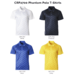 CRP2700 Phantom Polo T-Shirts 2018-19 catalogue