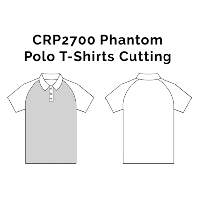 CRP2700 Phantom Polo T-Shirts 2018-19 cutting