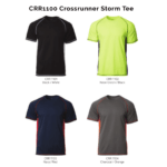 CRR1100 Crossrunner Storm Tee 2018-19 catalogue
