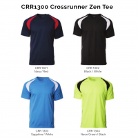 CRR1300 Crossrunner Zen Tee 2018-19 catalogue