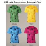 CRR1900 Crossrunner Trimosaic Tee 2018-19 catalogue