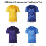 CRR2000 Crossrunner FoxCharm Tee 2018-19 catalogue