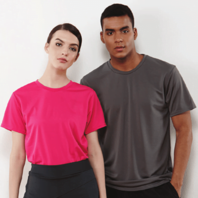 CRR3600 Dry Pique Performance T-shirts 2018-19 model 2