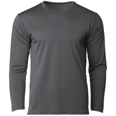 CRR36400 charcoal 400x400 - CRR36400 Performance Long-Sleeves Tee