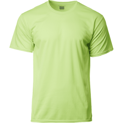 CRR3900 neon green 400x400 - CRR3900 Dry Pique Performance PLUS T-shirts