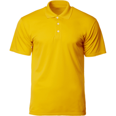 CRR7200 Gold 400x400 - CRP7200 Performance Polo T-Shirts
