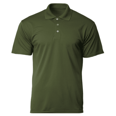 CRR7200 Military green 400x400 - CRP7200 Performance Polo T-Shirts