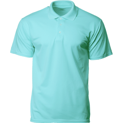 CRR7200 tiffany blue 400x400 - CRP7200 Performance Polo T-Shirts
