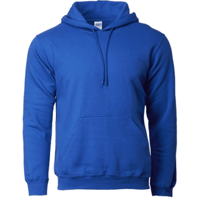 Gildan 88500 Royal 400x400 - Gildan Hooded Sweatshirts (88500)