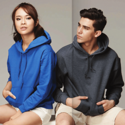 Gildan Hooded Sweatshirts 88500 2018-19 model 1
