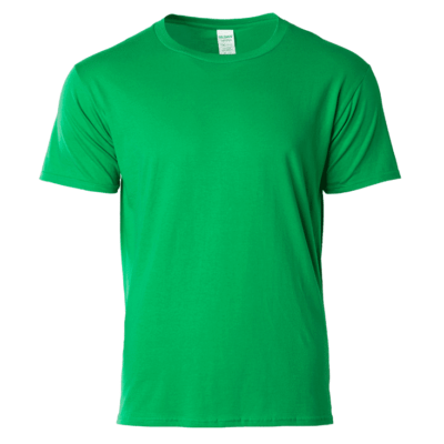 Gildan Softstyle Cotton Adult T-Shirts 63000 2018-19 irish green thumbnail