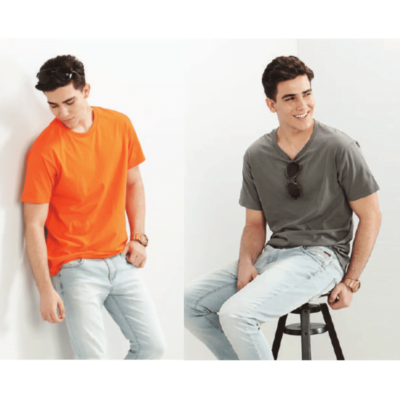 Gildan Softstyle Cotton Adult T-Shirts 63000 2018-19 model 3