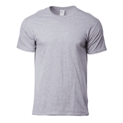 Gildan Softstyle Cotton Adult T-Shirts 63000 2018-19 sports grey thumbnail