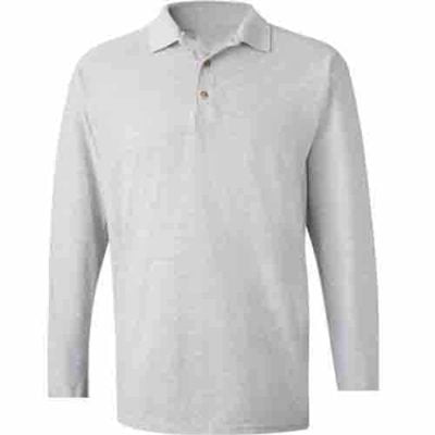 HC09 Long-Sleeves Polo Shirt thumbnail