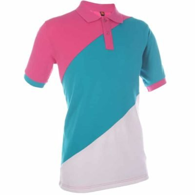 HC16 THUMBNAIL 400x400 - HC16 Multi-Tone Cotton Polo T-Shirts