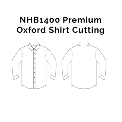 NHB1400 Premium Oxford Shirt 2018-19 cutting