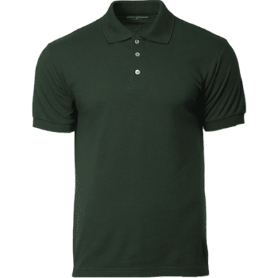 NHB2400 Forest Green 400x400 - NHB2400 Soft Touch Polo T-Shirts